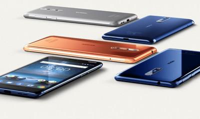 HMD Global намерена вернуть на рынок Nokia Sirocco