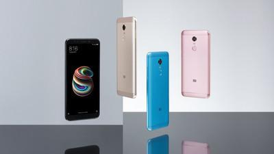Состоялся официальный анонс безрамочного смартфона Xiaomi Redmi Note 5