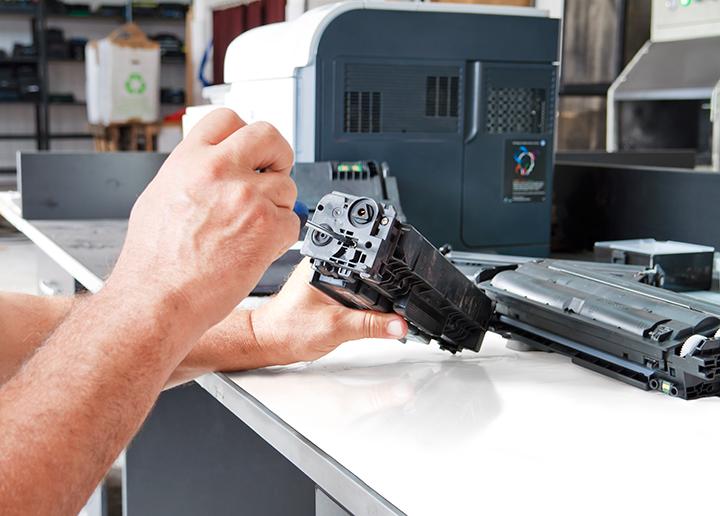 Выгодное обслуживание принтеров на дому и офисе