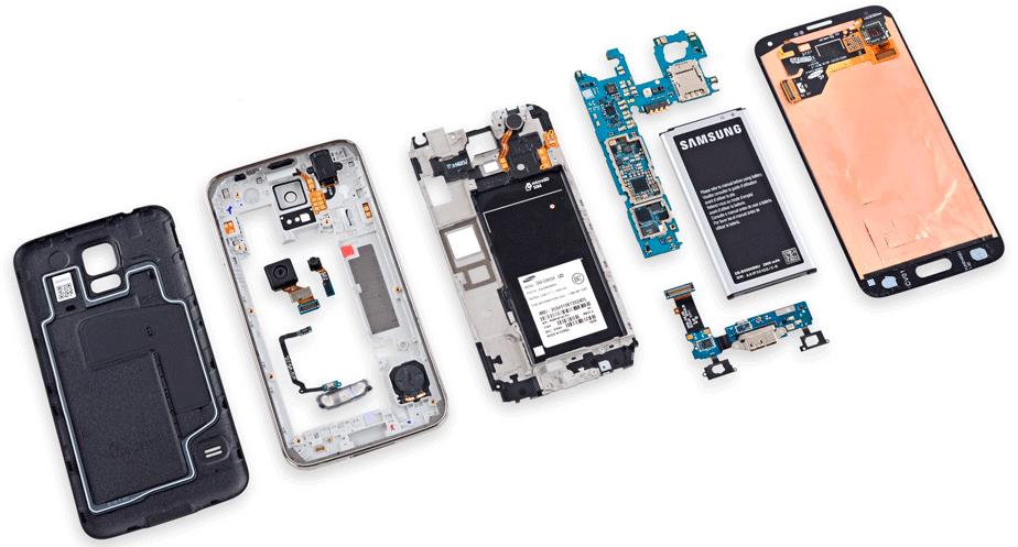 Ремонт смартфонов быстро и качественно