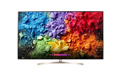 LG представила премиальную линейку TV 2018 года