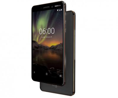 Стартуют продажи смартфона Nokia 6 второго поколения