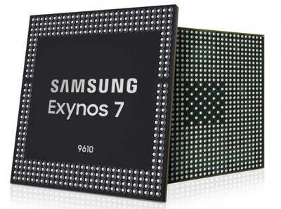 Компания Samsung представила свой новый мобильный чип Exynos 7 9610