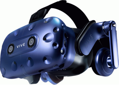 VR-шлем HTC Vive Pro оценен в $800