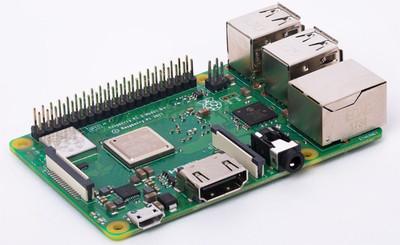 Pi 3 Model B+ - новый одноплатный ПК с Wi-Fi 802.11ac и Bluetooth 4.2