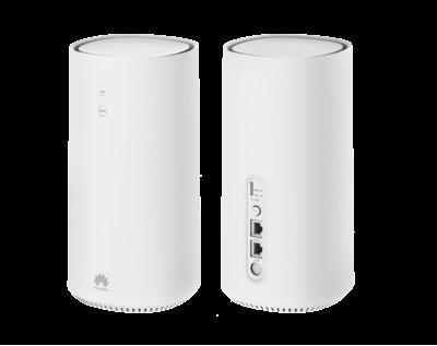 Huawei выводит на рынок первый в мире абонентский роутер для сети 5G