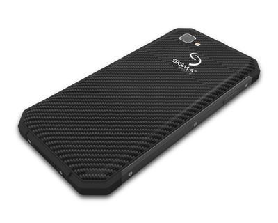 Sigma mobile X-treme PQ34 - 4G-смартфон в защищенном корпусе