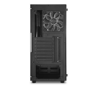 Sharkoon TG5 RGB: компьютерный корпус с 4-рьмя вентиляторами и не только