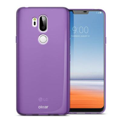 Olixar показал, каким будет дизайн LG G7
