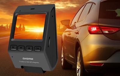 DIGMA обновила линейку видеорегистраторов