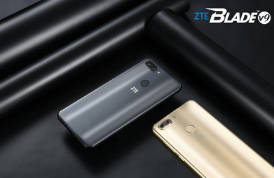 MWC 2018: ZTE Blade V9 – безрамочный смартфон с неплохим