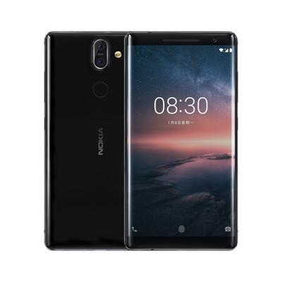Начались продажи смартфона Nokia 8 Sirocco