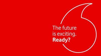 Vodafone представил новую глобальную стратегию бренда в Украине