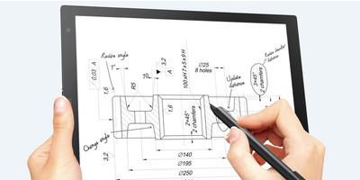 Sony готовит новый девайс с E Ink – экраном