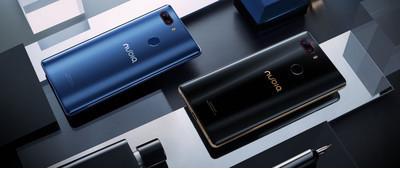 Стартовали продажи безрамочного смартфона Nubia Z17S с двумя двойными камерами