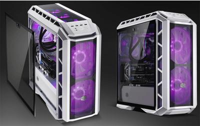 MasterCase представила свой новый прогрессивный корпус H500P Mesh White
