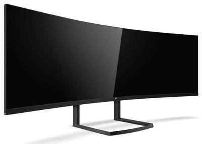 Philips планирует анонс усовершенствованного монитора Brilliance 492P8