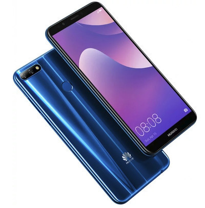 Состоялся официальный анонс смартфона Huawei Y7 Prime (2018)