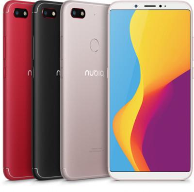 ZTE Nubia V18 – долгоиграющий смартфон с емким аккумулятором за $205