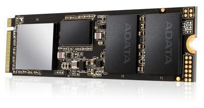 ADATA представляет SSD-накопитель SX8200