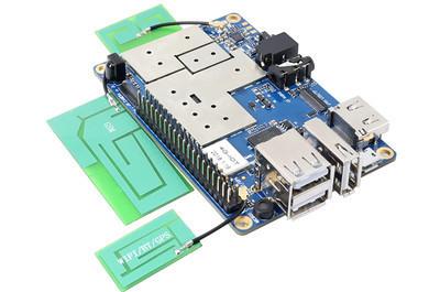 Orange Pi 4G-IoT – одноплатный ПК с 4G для разработчиков