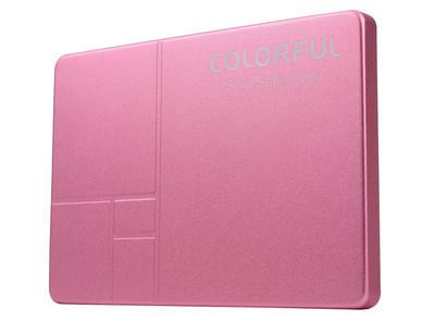 Colorful SL300 160G Spring L.E - новый SSD в необычном цветовом решении