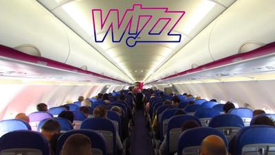Wizz Air будет ежедневно летать в Варшаву из Киева