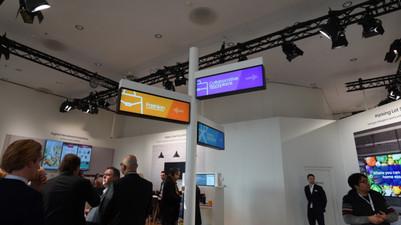 Решение Samsung SMART Signage изменят представление о шопинге