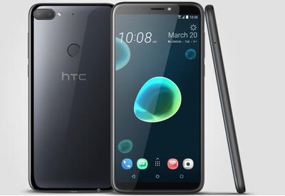 Официально представлены смартфоны HTC Desire 12 и Desire 12+