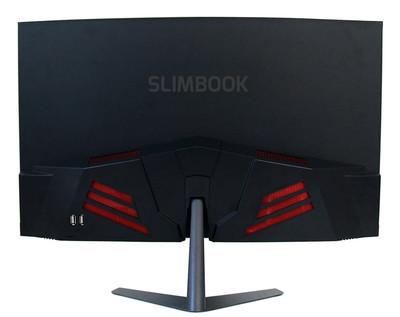Slimbook представила моноблок на Linux с изогнутым дисплеем