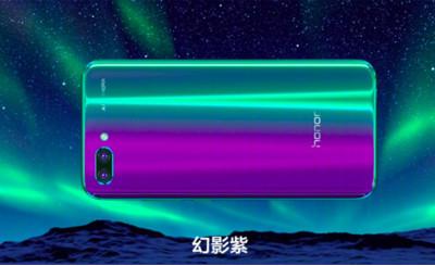Новый флагманский смартфон Huawei Honor 10 представлен официально