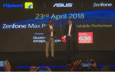 ASUS готовит анонс смартфона Zenfone Max Pro M1