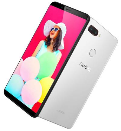 Новый смартфон Nubia Z18 mini получил 6 ГБ оперативной памяти и Android 8.1
