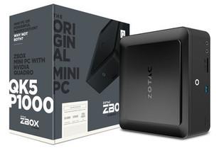 ZOTAC ZBOX Q - мини-ПК с графикой NVIDIA QUADRO