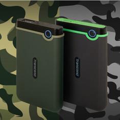 Transcend представляет обновленные защищенные HDD StoreJet 25M3S и StoreJet 25M3
