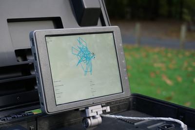 В Украине представлен AeroScope - первый радар для дронов