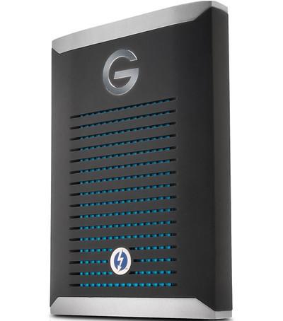 G-Technology представила внешний SSD с интерфейсом Thunderbolt 3