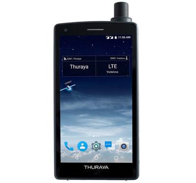 Thuraya X5-Touch – гибрид смартфона и спутникового телефона