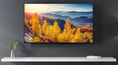 Xiaomi Mi TV 4С – новый 50-дюймовый телевизор с