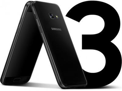 Samsung Galaxy A3 (2017) начал получать релиз Android 8.0 Oreo