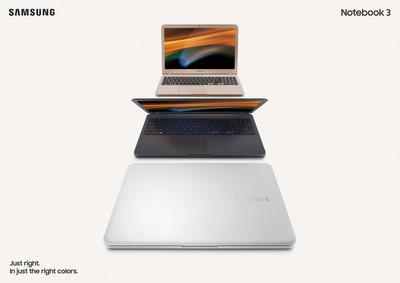 Notebook 3 и 5 – новые ноутбуки Samsung с дизайном