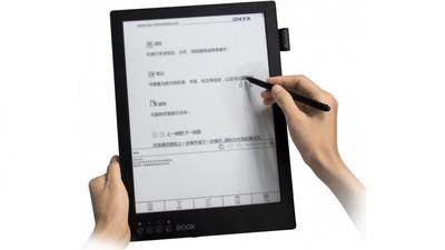 """ONYX BOOX MAX 2 – 13,3"""" букридер с возможностью использования в качестве монитор"""