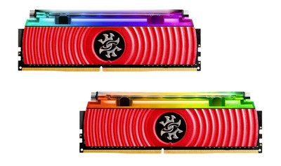 ADATA XPG представляет модуль памяти SPECTRIX D80 DDR4 RGB