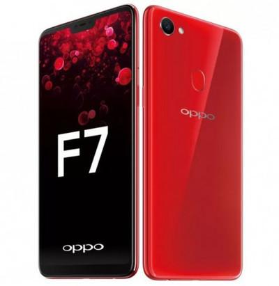 Стартуют продажи безрамочного смартфона Oppo F7