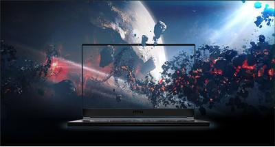 MSI представляет ноутбук GS65 Stealth Thin: дисплей с частотой обновления 144 Гц