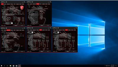 Модуль ADATA XPG SPECTRIX D41 RGB разогнан до 5000 МГц на чипсете Intel Z370