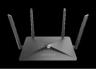D-Link анонсировала линейку маршрутизаторов 802.11AC WAVE 2 с поддержкой Mu-MiMO