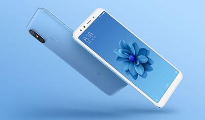 Состоялся официальный анонс безрамочного Xiaomi Mi 6X