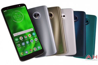 Анонс смартфонов Moto G6 состоится в мае