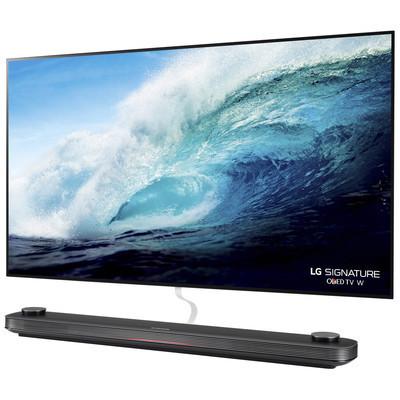 Стартуют продажи OLED-телевизора LG W7 с толщиной корпуса 2,57 мм